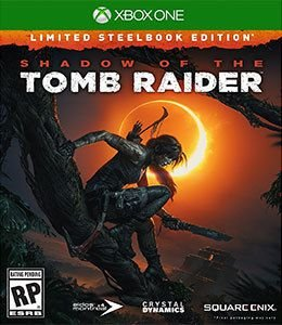 Jogo Shadow Of The Tomb Raider - Xbox One - Seminovo