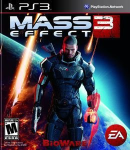 Jogo Mass Effect 3 - PS3 - Seminovo