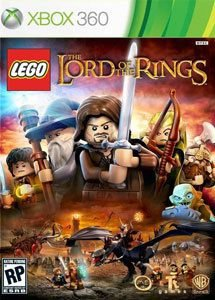 Jogo Lego The Lords of The Rings - Xbox 360 - Seminovo