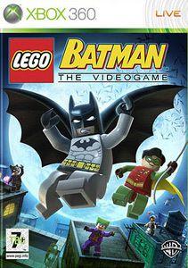 Jogo Lego Batman:  The Videogame - Xbox 360 - Seminovo