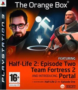 Jogo Half Life 2 Episode Two - The Orange Box - PS3 - Seminovo