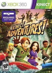 Jogo Kinect Adventures! - Xbox 360 - Seminovo