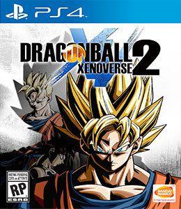 Jogo Dragon Ball Xenoverse 2 - PS4 - Seminovo