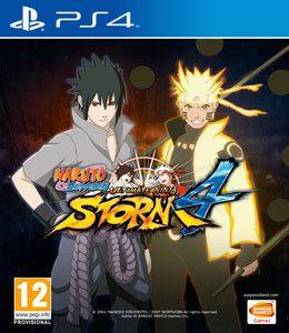 Jogo Naruto Shippuden: Ultimate Ninja Storm 4 - PS4 - Seminovo
