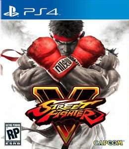 Jogo Street Fighter V - PS4 - Seminovo