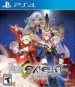 Jogo Fate Extella: The Umbral Star - PS4 - Seminovo