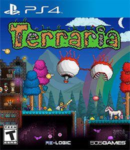 Jogo Terraria - PS4 - Seminovo
