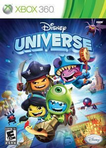 Jogo Disney Universe - XBox 360 - Seminovo