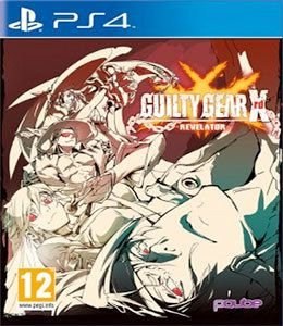 Jogo Guilty Gear XRD Revelator- PS4 - Seminovo