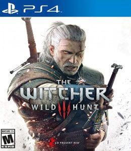 Jogo The Witcher 3 Wild Hunt - PS4 - Seminovo