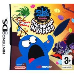Jogo Fosters Home For Imaginary Friends: Imaginations Invaders - Nintendo DS - Seminovo