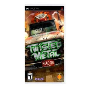 Jogo Twisted Metal: Head On - PSP - Seminovo