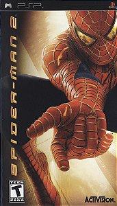 Jogo Spider- Man - PSP - Seminovo