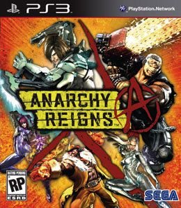 Jogo Anarchy Reigns PS3 - Seminovo