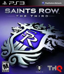 Jogo Saints Row The Third PS3 - Seminovo