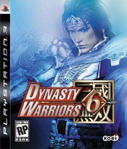 Jogo Dynasty Warriors 6 PS3 - Seminovo