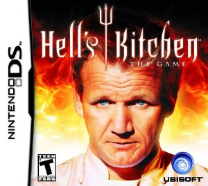 Jogo Hell's Kitchen Nintendo DS - Seminovo