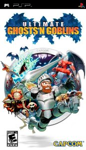 Jogo Ultimate Ghosts'n Goblins - PSP - Seminovo