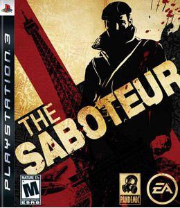 Jogo The Saboteur - PS3 - Seminovo