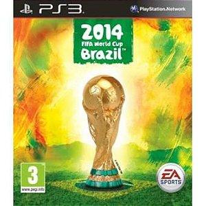 Jogo Copa do Mundo Brasil 2014 PS3 - Seminovo