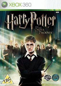 Jogo Harry Potter A Ordem da Fenix - Xbox 360 - Seminovo