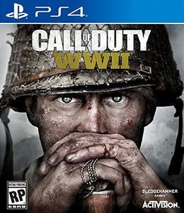 Jogo Call of Duty: World War II - PS4 - Seminovo