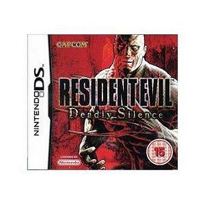 Jogo Resident Evil Deadly Silence - Nintendo DS - Seminovo