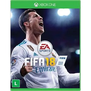 Jogo Fifa 18 - Xbox One - Seminovo