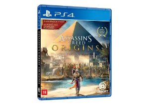 Jogo Assassin's Creed Origins - PS4 - Seminovo
