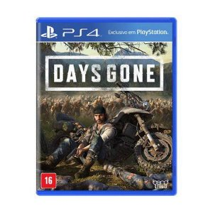Jogo Days Gone - PS4 - Seminovo