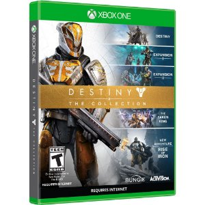 Jogo Destiny The Collection - Xbox One - Seminovo