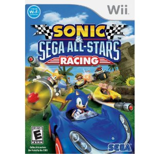 Jogo Sonic Sega All-Stars Racing- Wii - Seminovo