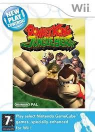 Jogo Donkey Kong Jungle Beat - Wii - Seminovo
