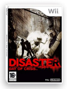Jogo Disaster Day Of Crisis - Wii - Seminovo