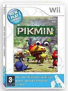 Jogo PikMin - Wii - Seminovo