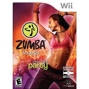 Jogo Zumba Fitness - Wii - Seminovo