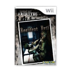 Jogo Resident Evil Archives - Wii - Seminovo