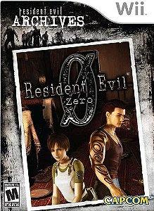 Jogo Resident Evil Archives 0 - Wii - Seminovo