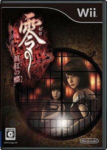 Jogo Fatal Frame - Wii - Seminovo