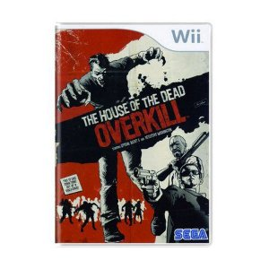 Jogo The House of The Dead Overkill - Wii - Seminovo