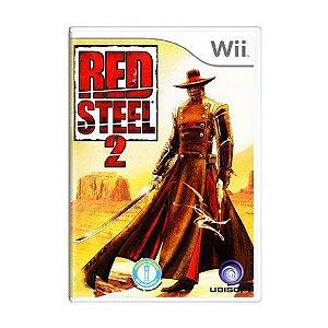 Jogo Redsteel 2 - Wii - Seminovo