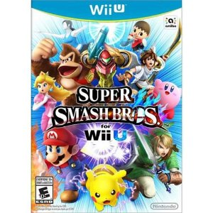 Jogo Super Smash Bros - Wii - Seminovo