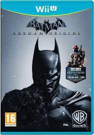 Jogo Batman Arkham Origins - Wii U - Seminovo
