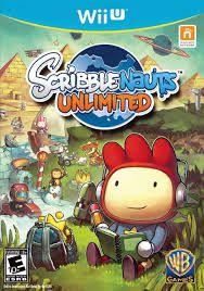 Jogo Scribblenauts Unlimited - Wii U - Seminovo