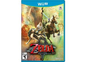 Jogo The Legend Of Zelda Twilight princess HD - Wii U - Seminovo