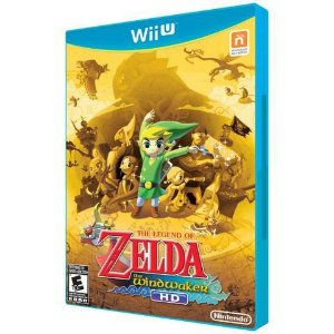 Jogo The Legend Of Zelda The WindWaker - Wii U - Seminovo