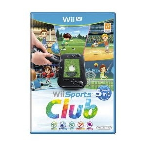 Jogo Wii Sports Club - Wii U - Seminovo