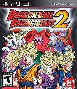 Jogo Dragon Ball Racing Blast 2 - PS3 - Seminovo