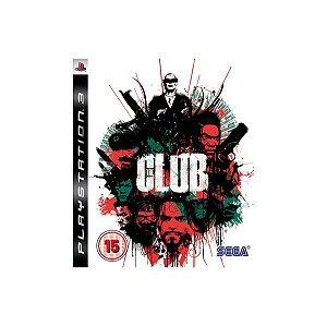 Jogo The Club - PS3 - Seminovo