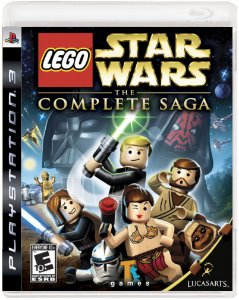 Jogo Lego Star Wars: The Complete Saga - PS3 - Seminovo